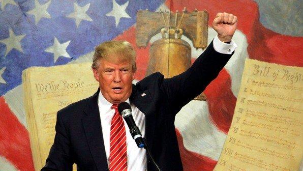 Una settimana dopo l'elezione di Donald Trump