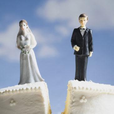 Separazione, divorzio ed eredità