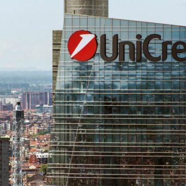 Trascorsa la prima settimana dell' aumento di capitale Unicredit