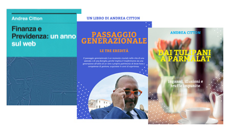 Andrea Citton - I miei eBook